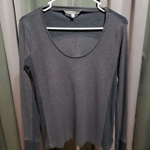 41 Hawthorn kaesey thermal knit top